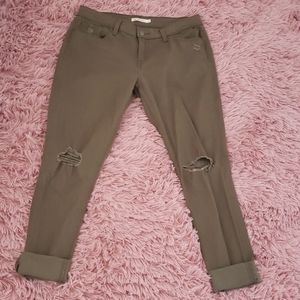 🎈Army green pant